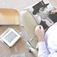 Unboxing ToP's Four Photobook Book Sale