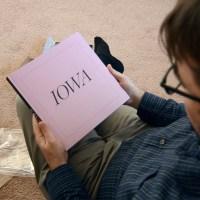 Unboxing Nancy Rexroth's 'IOWA'