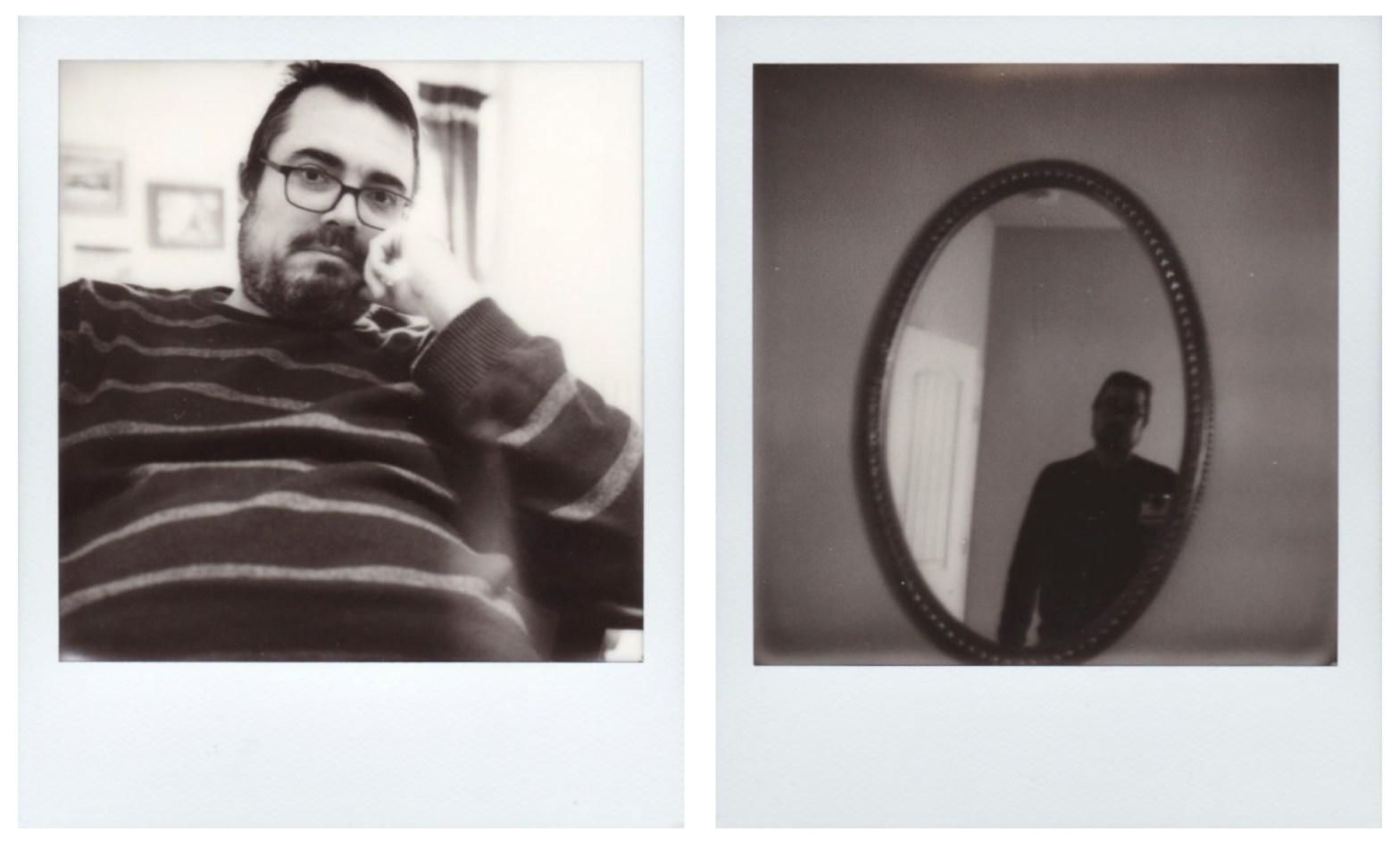 600 vs iType - selfies