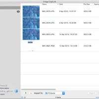 Image Capture Import Screen©JamesECockroft 20150415