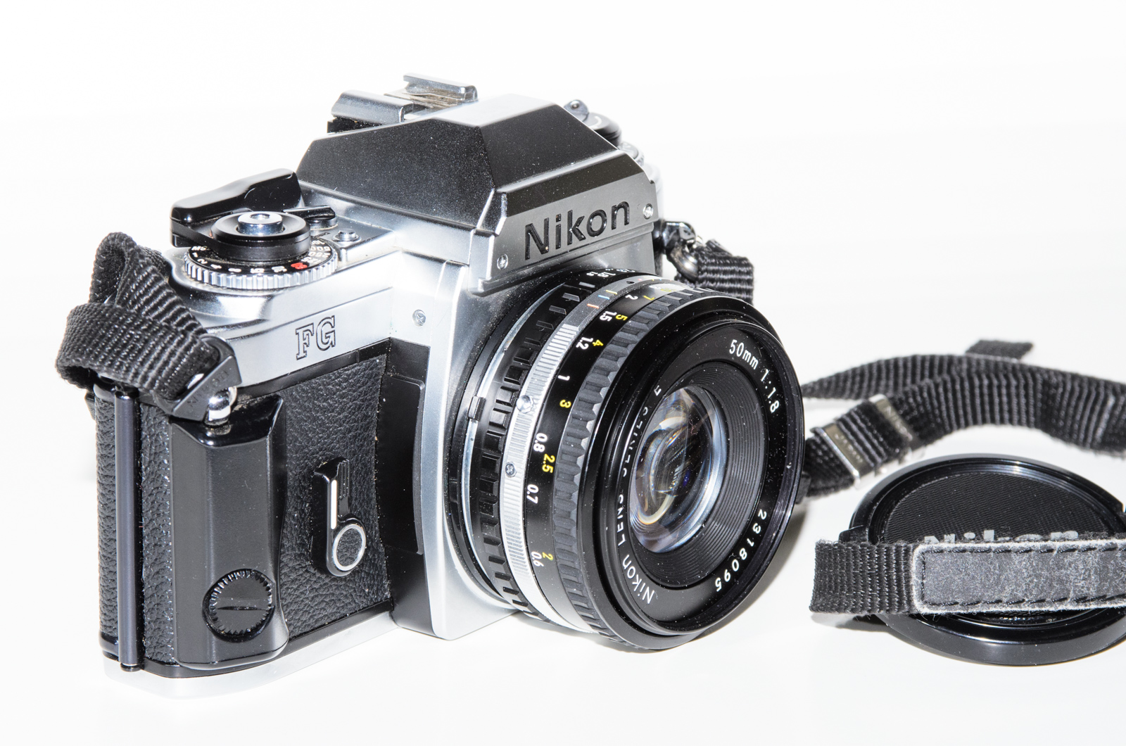 Nikon FG8©JamesECockroft 20150114