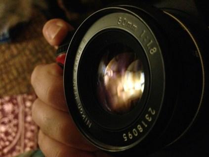nikon 50mm 1-8 E original