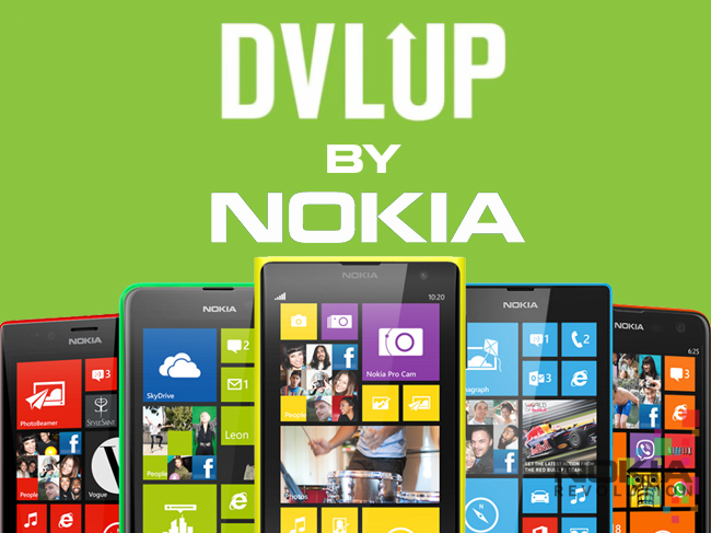 DVLUP by Nokia