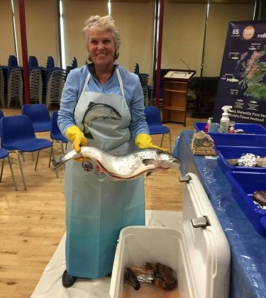 Seafood in schools workshop