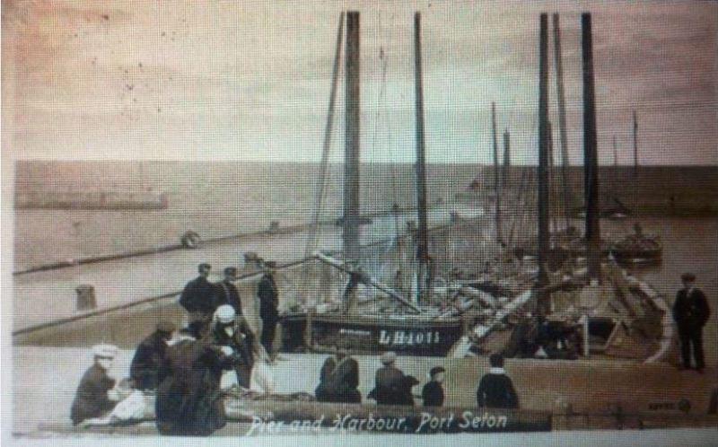 Port Seton harboutr