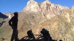 Cycling Copper Canyon