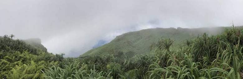 Mt. Iraya Summit Panorama