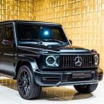 Top 7 Mercedes G63 Amg Modified G Wagons Limited Edition Interioirs
