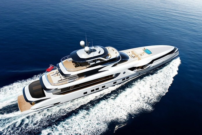 Best yacht brands and the most expensive yachts: Lady Moura