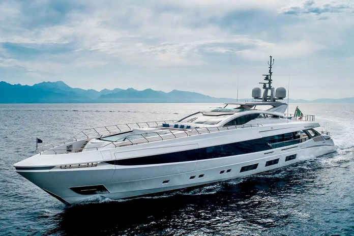 Best yacht brands: the most expensive Italian luxury yacht brands and superyacht shipyards