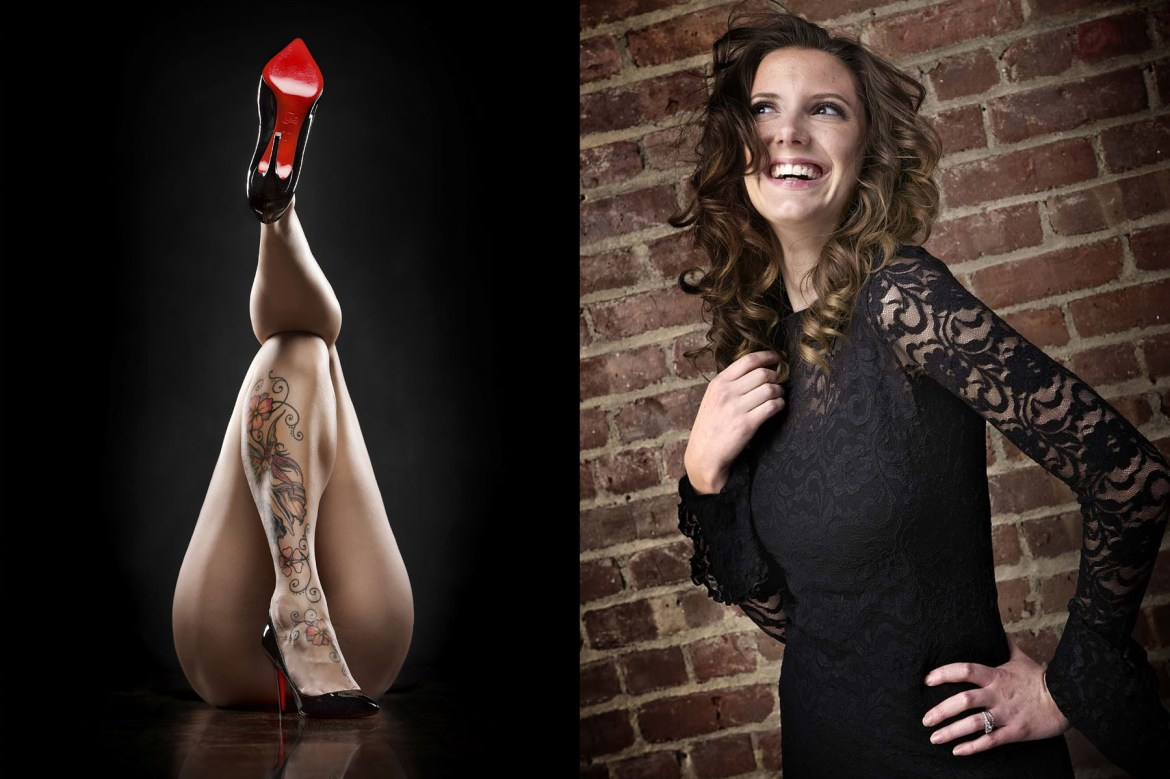 Best Hudson Valley boudoir photographers