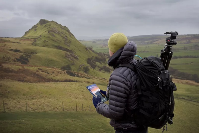 Looking to Chrome Hill