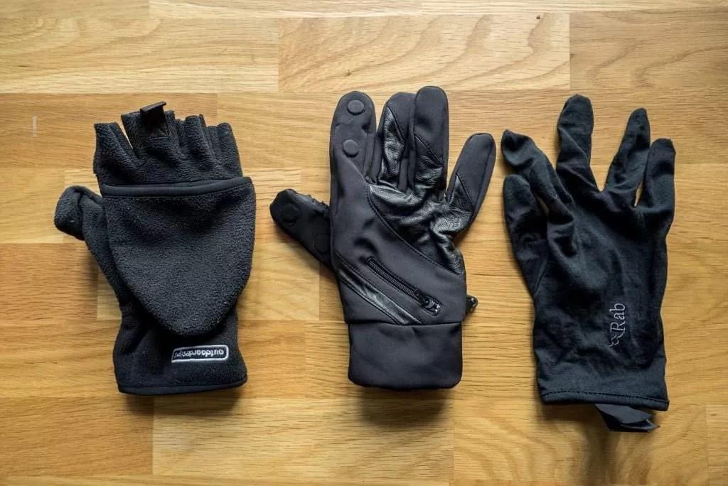 Vallerret Photography Gloves - Markhof Pro Model Review