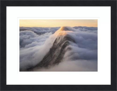 35mm Matt Black Framed Print