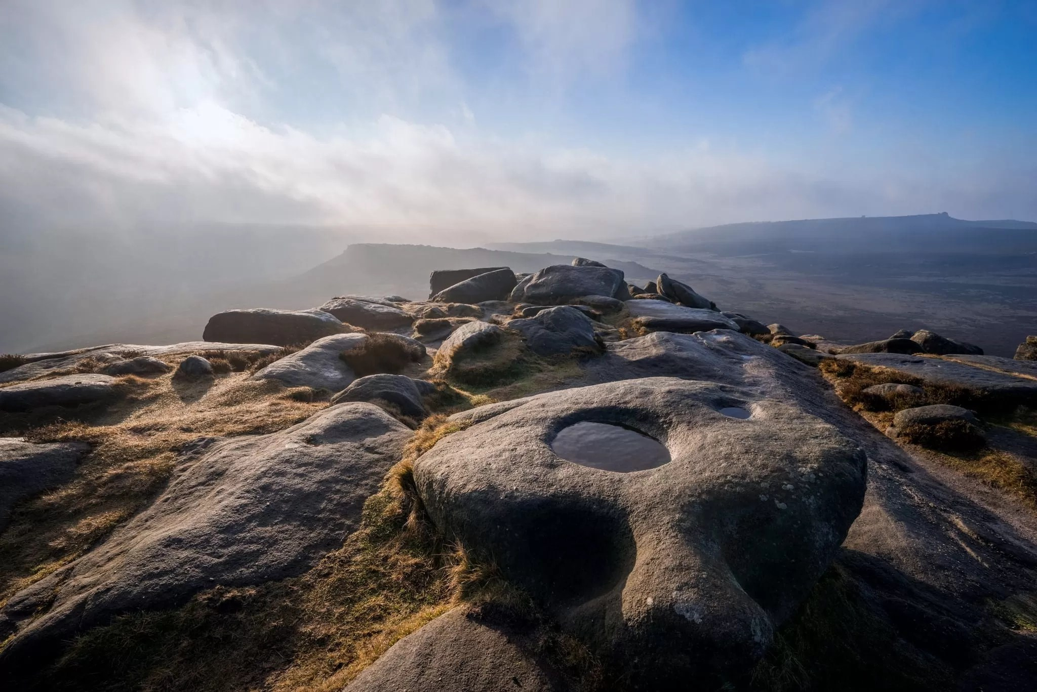 Higger Tor - Peak District Photography