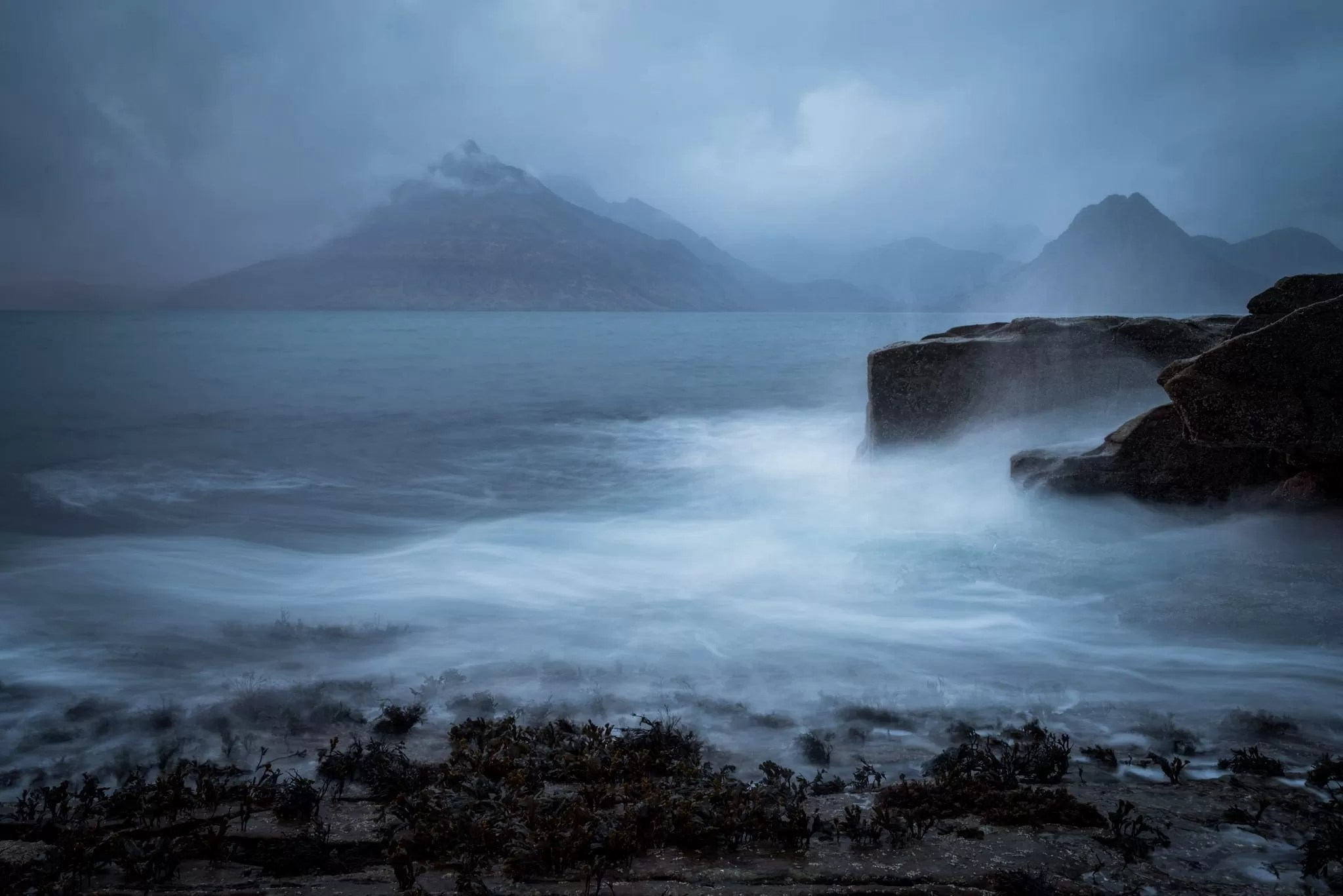 Elgol Dramatic Skies - Isle of Skye Photography Workshop