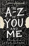 The A to Z of You and Me cover design by Leo Nickolls