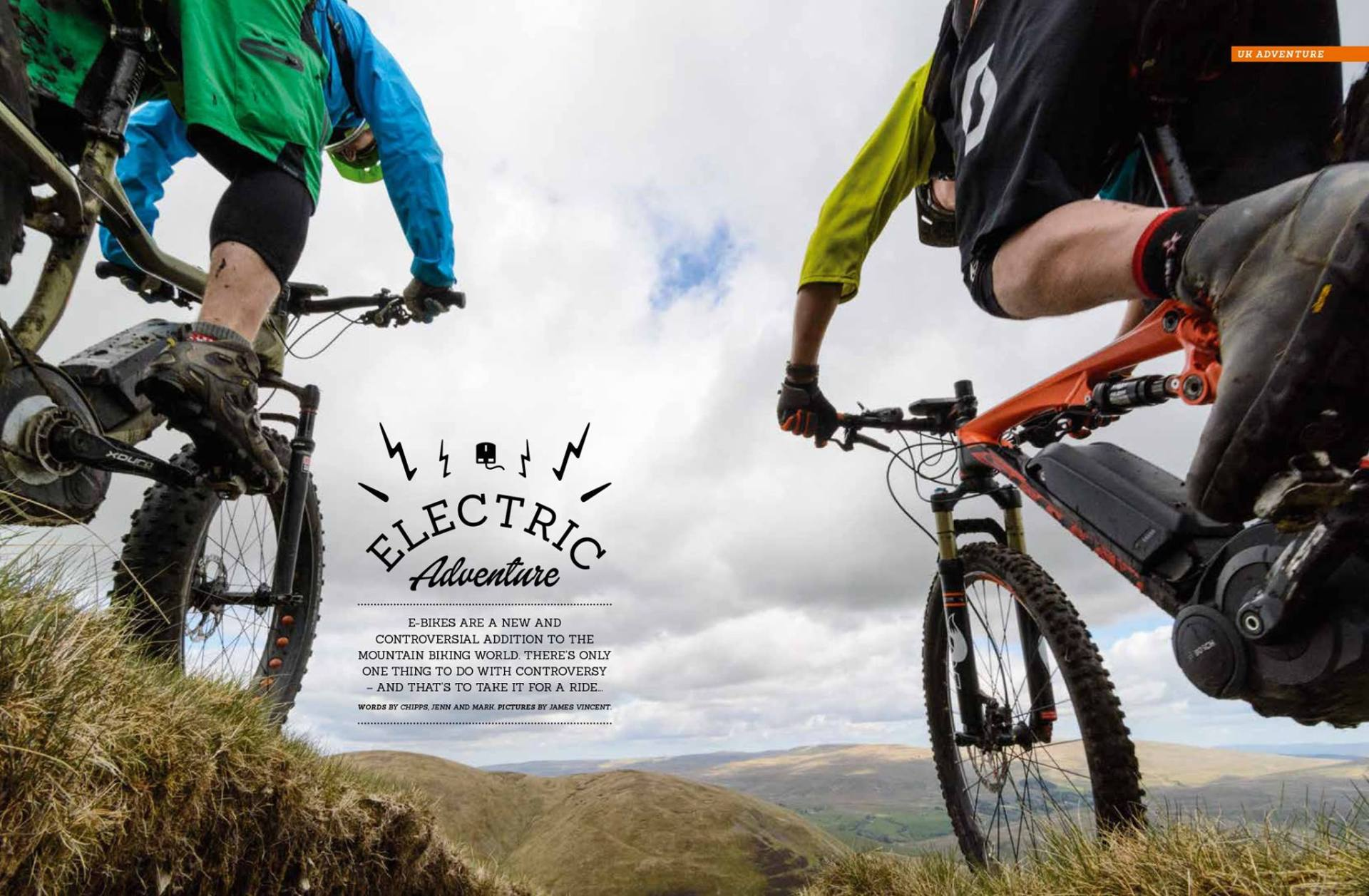 Singletrack Magazine July 2015