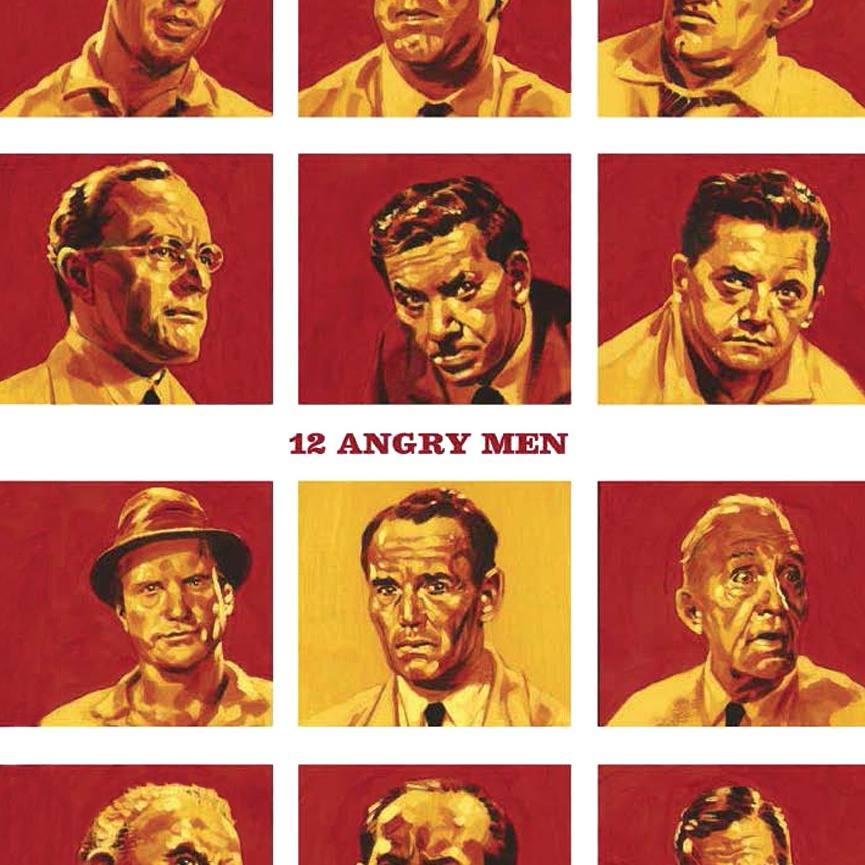 12 Angry Men – Criterion Collection #591
