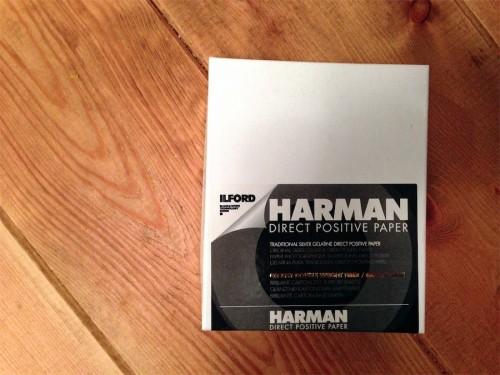 Harman Direct Positive Paper