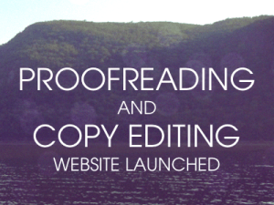 proofreading copy editing website