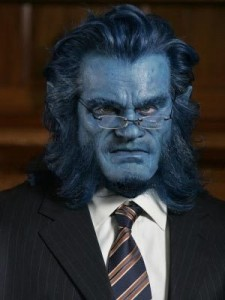 This is just for you to see what Beast in X-men looks like