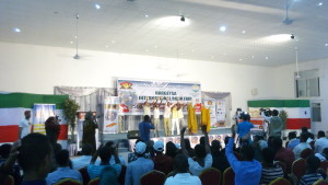 Performances from the play