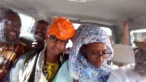 Prof Mpalive Msiska, Nadifa Mohamed and Hannah pool headed to sessions