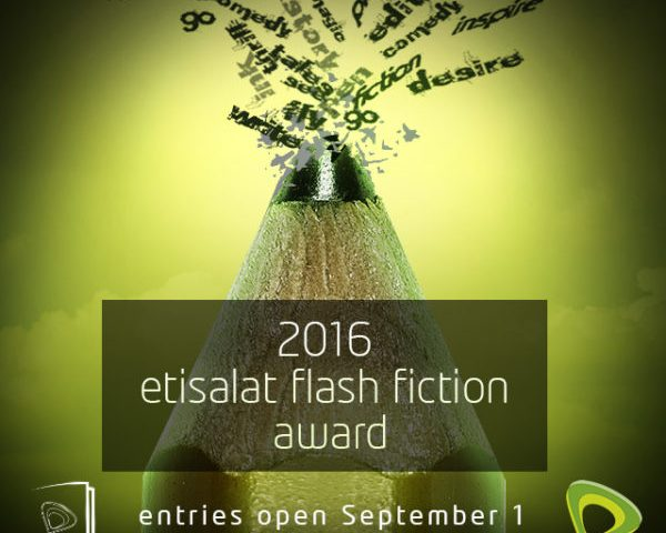 Etisalat Flash fiction Award 2016