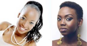 Angela Makholwa and Patricia Kihoro