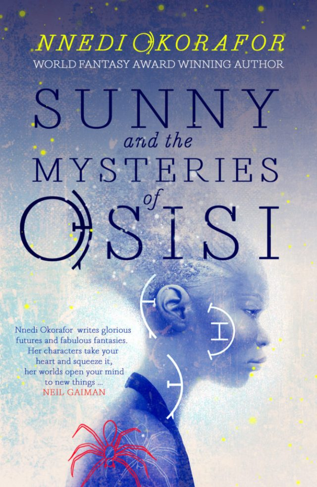 Sunny and the Mysteries of Osisi cover