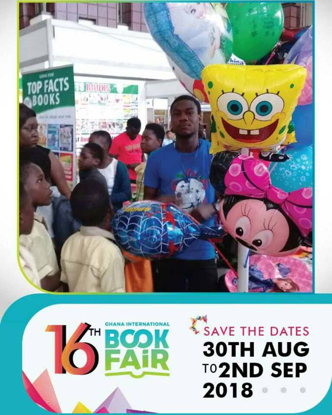 Ghana International Book Fair 2018