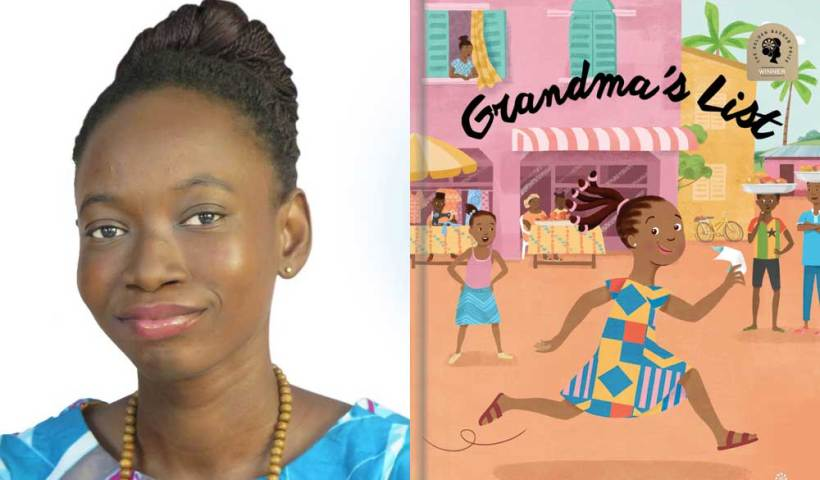 Portia Dery wins with Grandma's List.