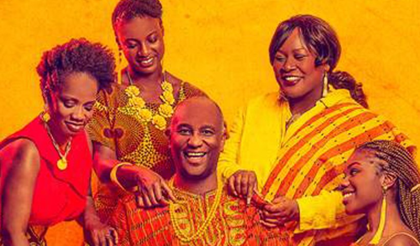 """The Secret Lives of Baba Segi's Lives"" is back on stage."
