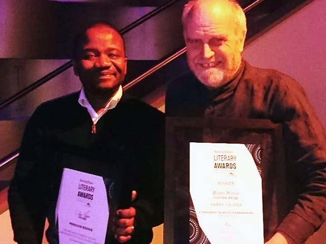 Bongani Ngqulunga, Harry Kalmer are Sunday Times Literary Awards 2018 winners.