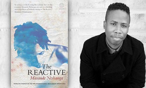 The Reactive by Masande Ntshange