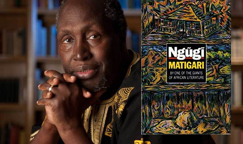"Ngugi wa Thiong'o's ""Matigari"" set for the big screen."