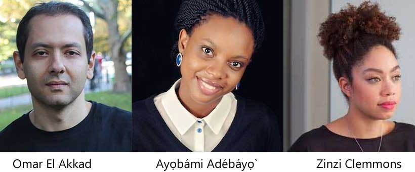 Three Africans on Dublin International Literary Award 2019 longlist.
