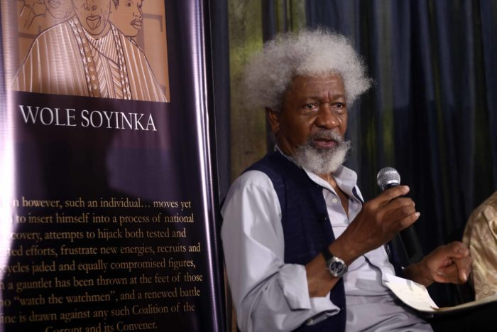 Wole Soyinka Prize for Literature 2018