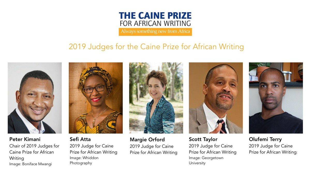 Peter Kimani to chair Caine Prize for African Writing 2019 judges panel.