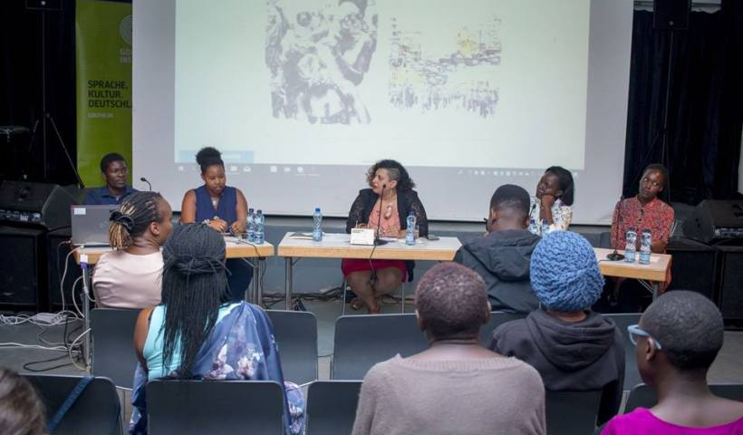 RadioBook Rwanda launches at Goethe-Institut Nairobi