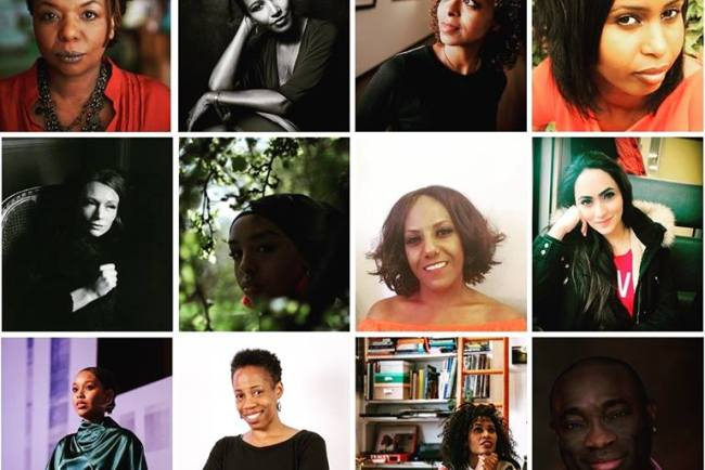 Asmara Addis Literary Festival (In Exile) for Brussels in February.