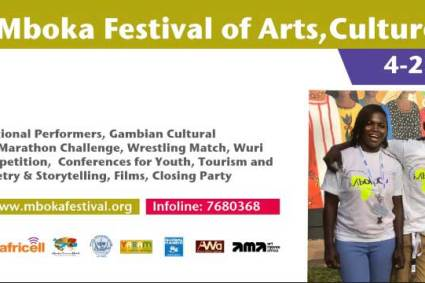 The Mboka Festival 2019 program has been unveiled.