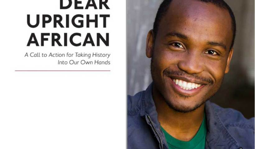 "Donald Molosi's ""Dear Upright African"" out on February 28."