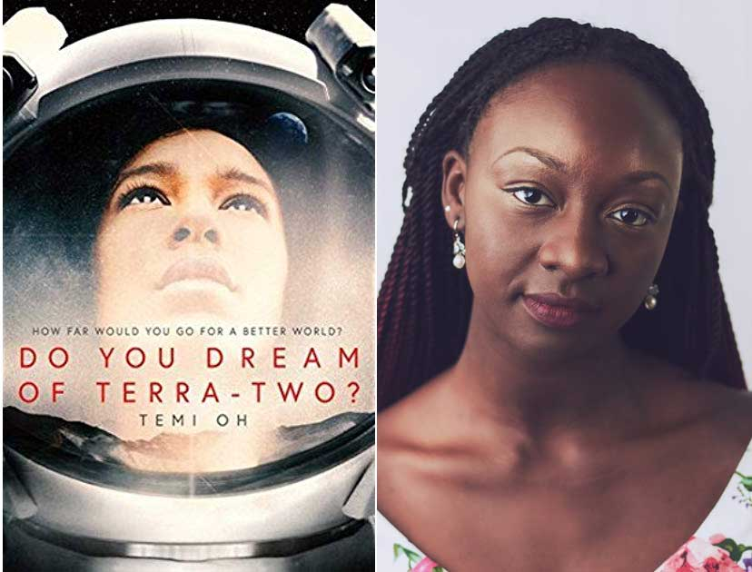 """Temi Oh's Sci-Fi debut """"Do You Dream Of Terra-Two"""" is here."""