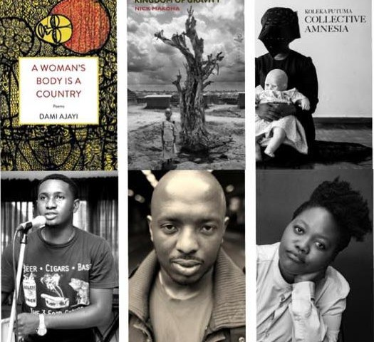 Glenna Luschei Prize for African Poetry 2019 finalists