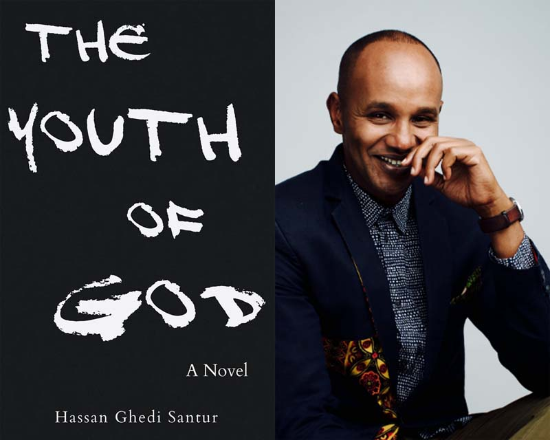 """Hassan Ghedi Santur's """"The Youth of God"""" out in June."""