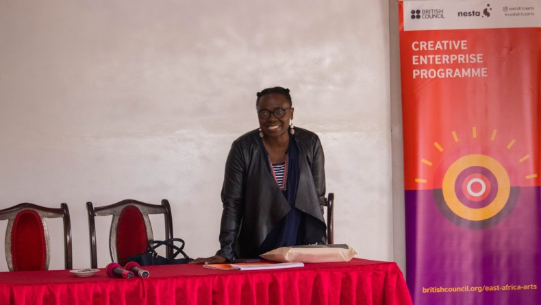 Jennifer NanJennifer Nansubuga Makumbi conducts the Uganda International Writers Conference 2019 masterclasssubuga Makumbi conducts the Uganda International Writers Conference 2019 masterclass