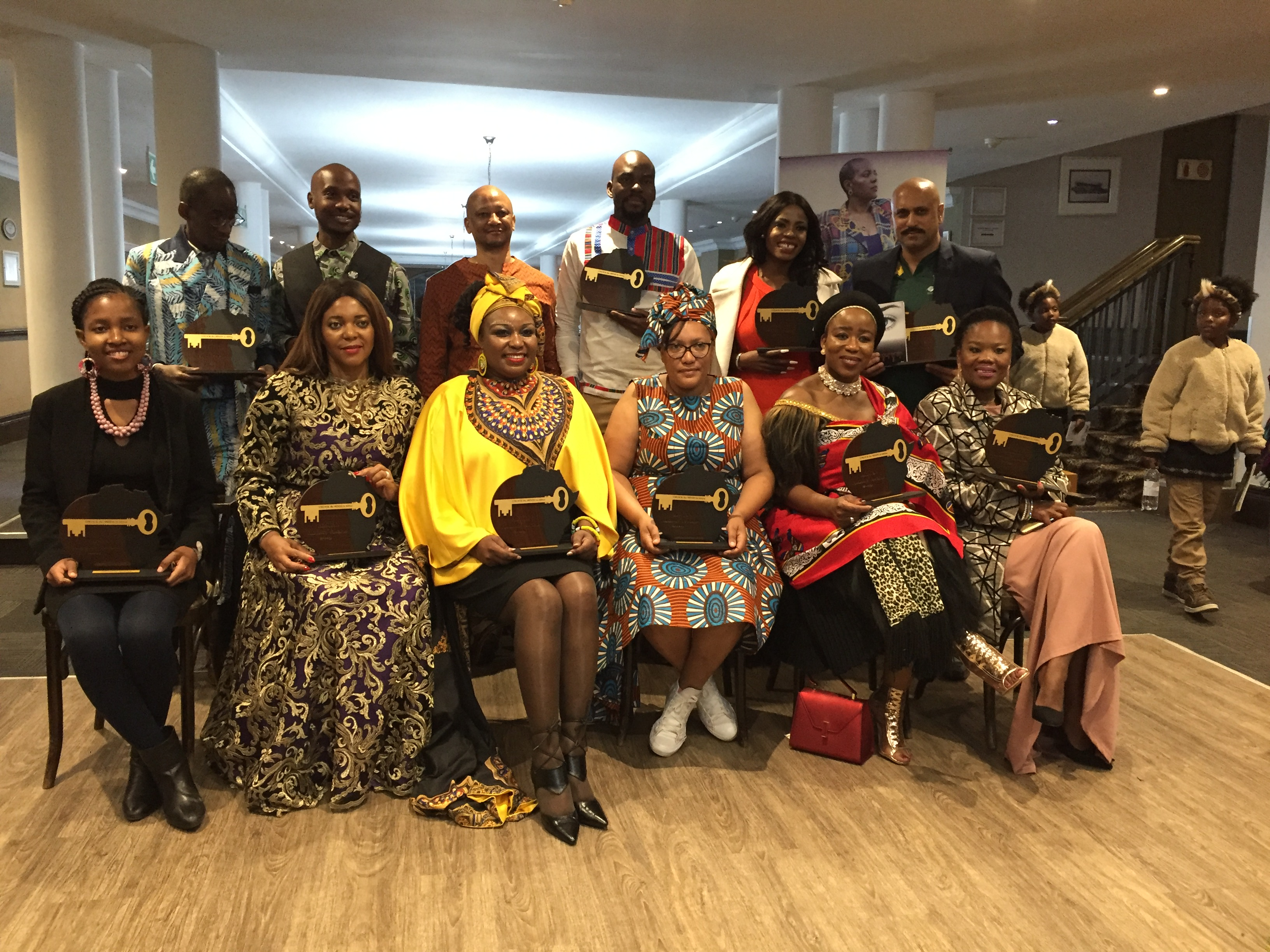 AfriCAN Author Awards 2019 winners