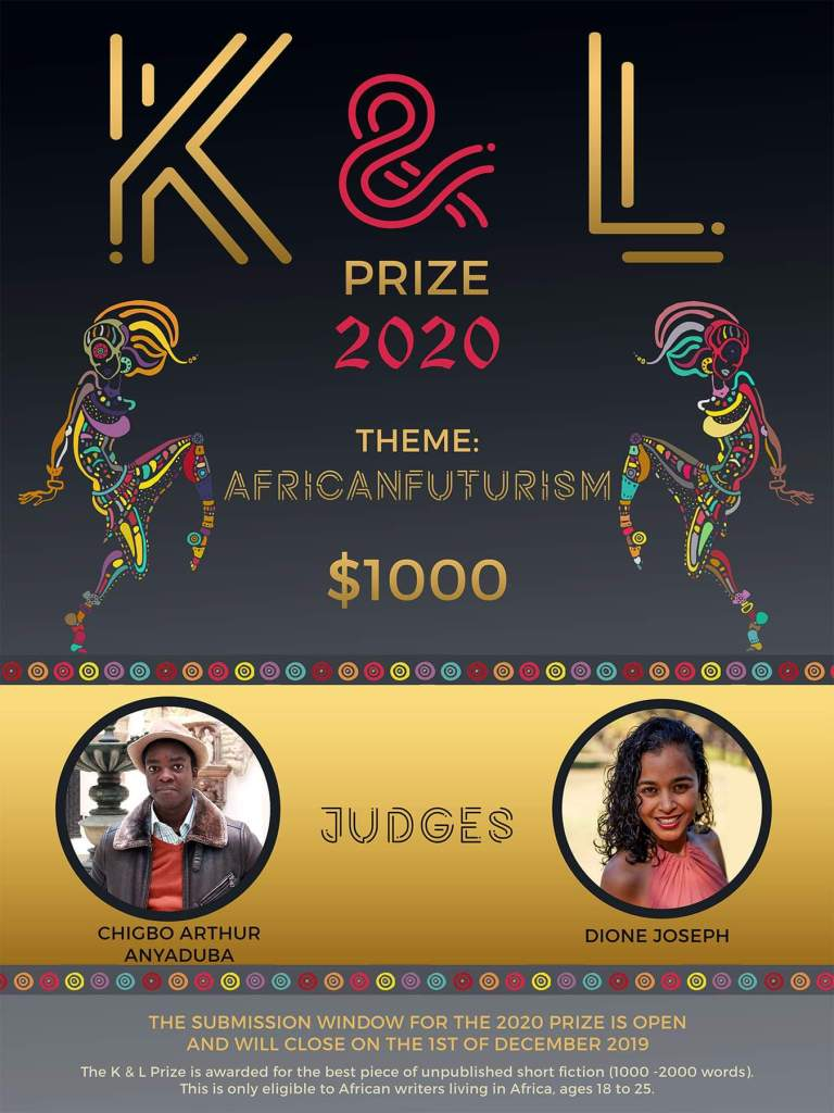 K and L Prize 2020
